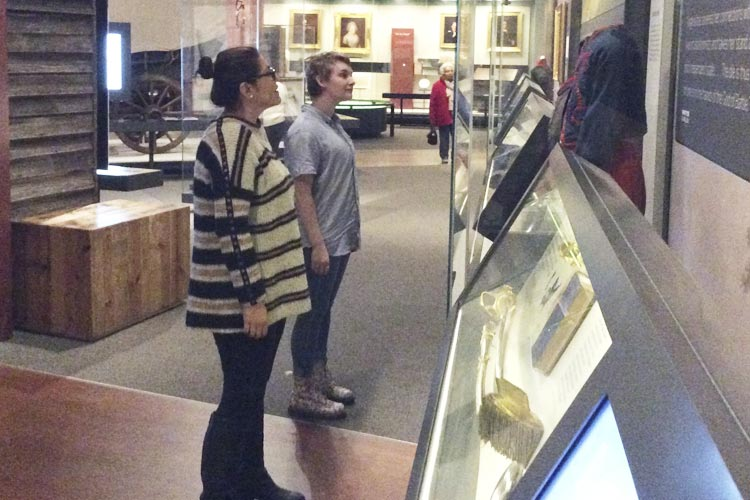 Kephart Foundation funded internships at the Virginia Museum of History & Culture