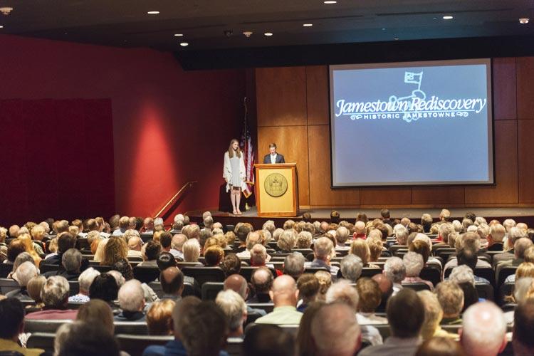 2017 Bobby Chandler Student Award Winner Emily Martin