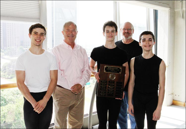 Richmond Ballet Malcolm Burn Scholarship